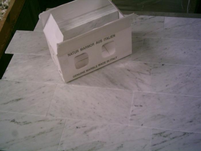 Facet Tegels Wit : Echt italiaans wit wand marmer bianco carrara mat en glanzend