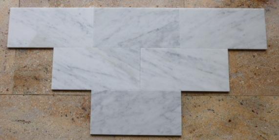 Wandtegels Badkamer Wit : Badkamer wit marmer goedkope vloertegels en wandtegels bij